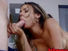 Nadia Styles Loves Dick To The Last Drop