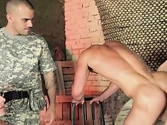 Naked inmates are moody for harsh anal job in group scenes