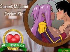 Garnet Cream Pie