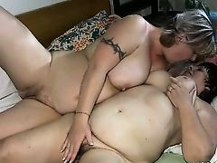 Dirty old whores go crazy getting fucked part5