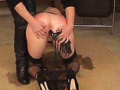 Ass Whipping