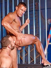 Fabio Stallone::Angelo Marconi - in Gay Porn Photos