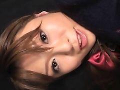 Kokoro Amano swallow 15 loads