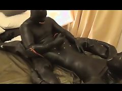 Horny Latex  Rubber Play