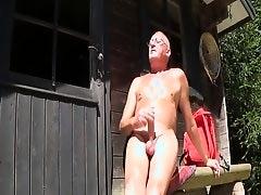 17.07.2014 Pause beim Nacktwandern