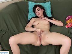 Jennifer White Fingers Pussy