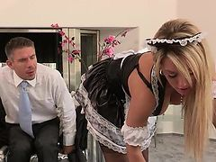 Wicked - Hot maid takes a big load