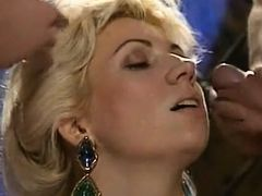 Exotic vintage sex video from the Golden Era