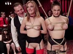 Submissive Anal Slaves Get Used